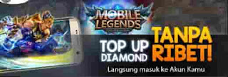 Mobile Legends Indonesia Top Up