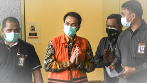 KPK: Masa penahanan Azis Syamsuddin diperpanjang 40 hari kedepan