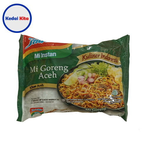 Mie Indomie Goreng Aceh