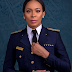 Ex Big Brother Naija Housemate, Tboss Looks Gorgeous In Pilot's Uniform (Photographs).
