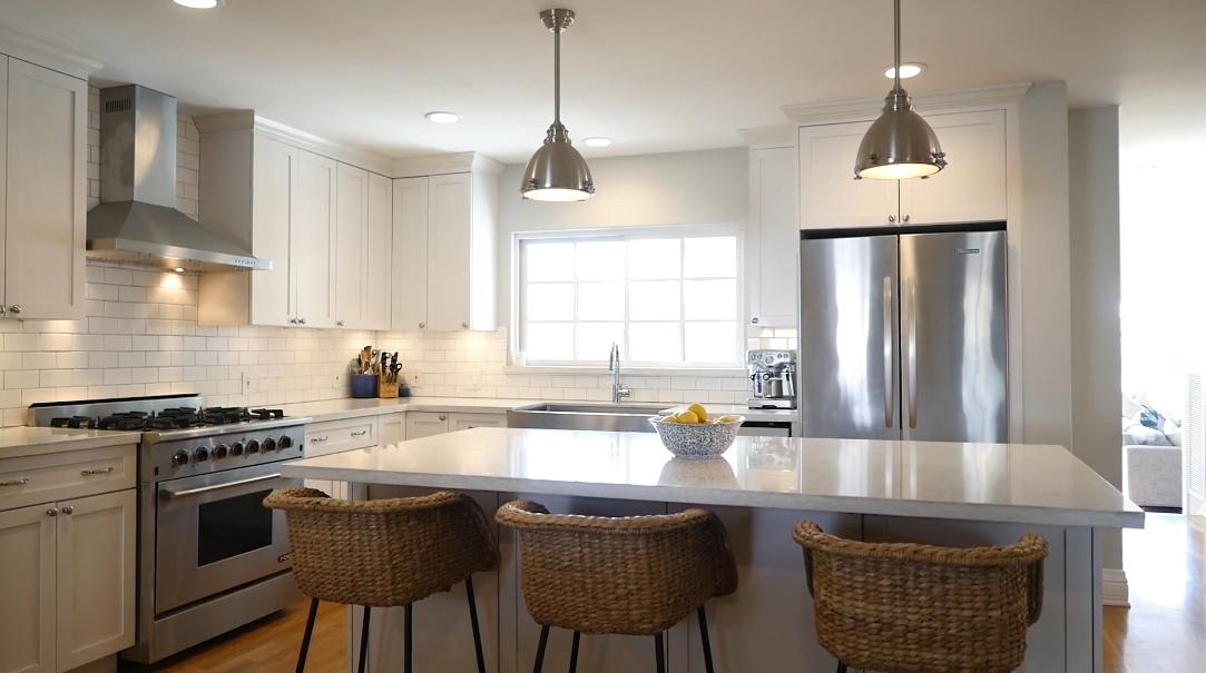34 Interior Design Photos vs. 15257 Encanto Dr, Sherman Oaks, CA Luxury Home Tour
