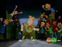 Oye Arnold - El Día Del Bote De Basura