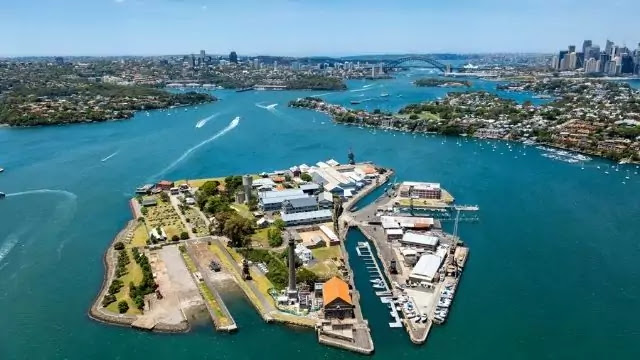 Sydney Islands