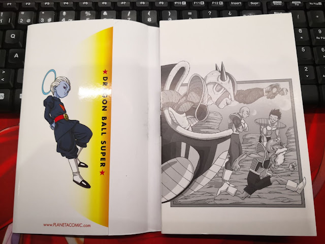 "Reseña de ""Dragon Ball Super"" vol. 6 de Toyotaro y Toriyama - Planeta Cómic"