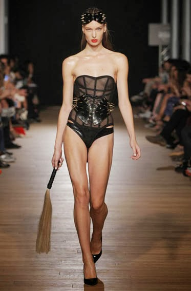 latest luxury corset collection corsetorium catwalk fashionweek