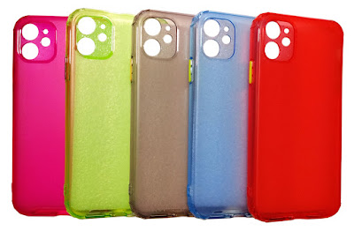 Funda TPU Reforzada Iphone 11