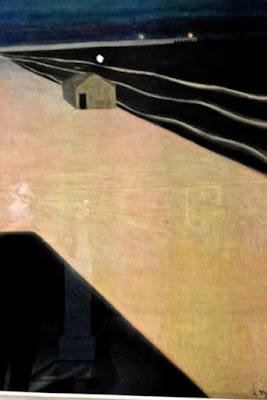 Bruxelles Léon Spilliaert :La digue Musée fin de siècle
