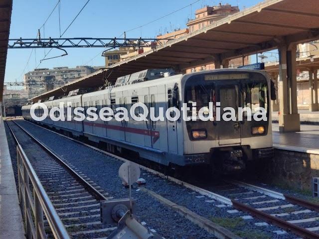 Ferrovia Roma-Lido, stop tratta Lido Centro-Colombo per carenza treni