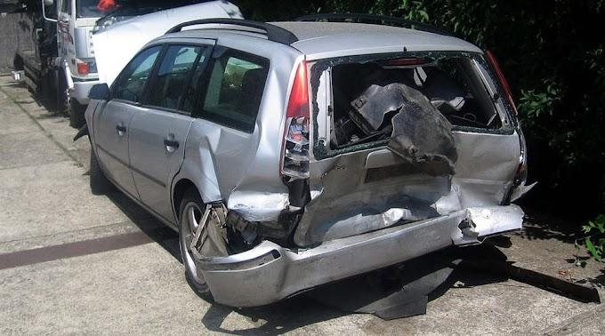 Egy ittas nő 170-nel tarolta le az autóját a sztrádán, még őt büntették meg