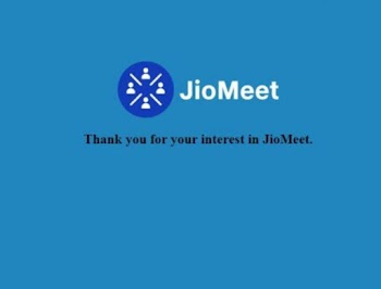 Reliance Jio to bring Zoom-alternative JioMeet video app soon