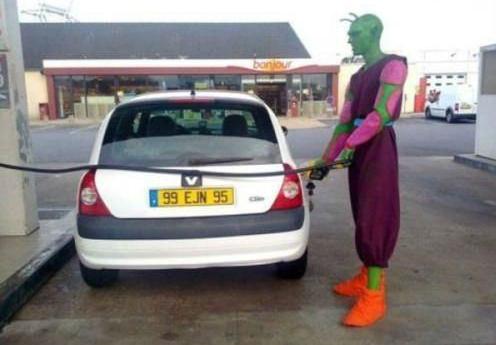 Suben el gasoil y la gasolina premium