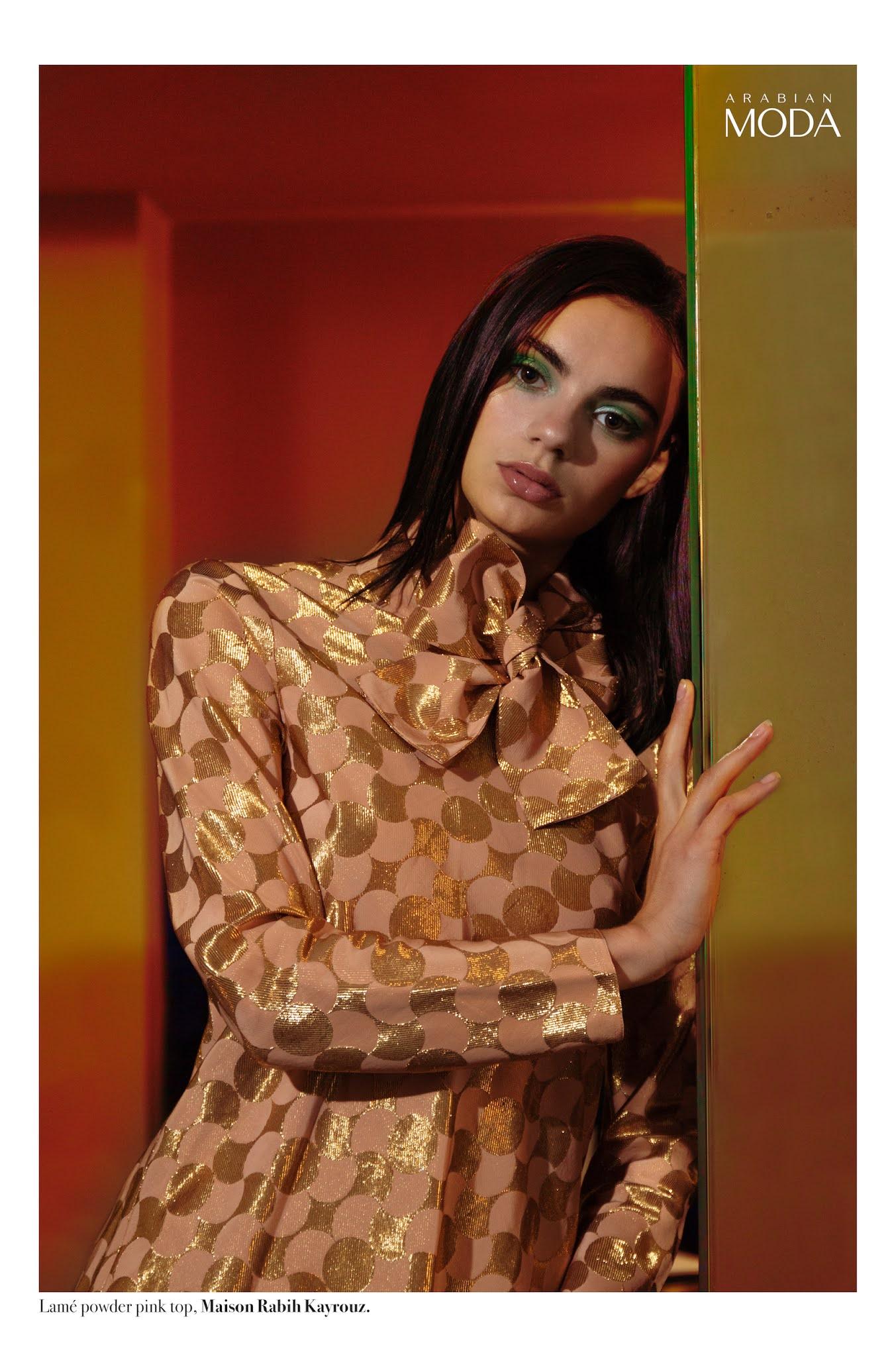 Arabian Moda x Maison Rabih Kayrouz