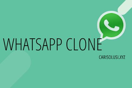 Download WhatsApp Clone Standar MOD APK versi Terbaru
