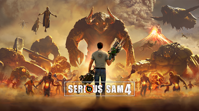 Serious Sam 4 review. Let's be kleer, Sam is back.
