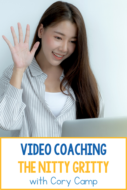 What are the benefits of using video coaching with teachers? On this episode of The Coaching Podcast, video coach Cory Camp joins me to discuss video-enhanced coaching. We talk about how instructional coaches can use video with their teams. She shares what a video coaching cycle looks like on campus and how to overcome common objections. Listen to the entire episode to learn actionable strategies, including what tools she uses for this type of virtual professional development.
