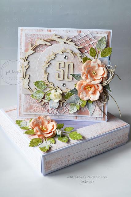 Kartka na 50te urodziny