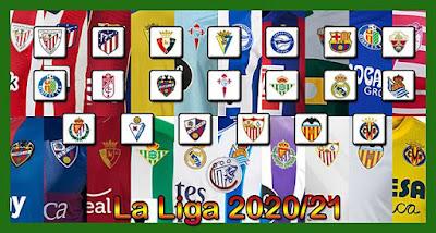 La Liga Kitpack Season 2020-2021