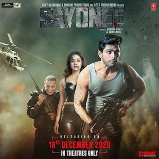 Download Sayonee (2020) Hindi Movie Free 720p PreDVDRip