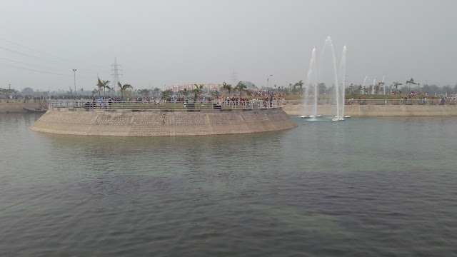 lake lucknow