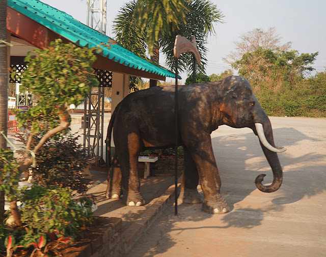 Слоны в Таиланде (Elephants in Thailand)