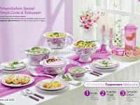 Cattleya Produk Melamine Persembahan Tupperware