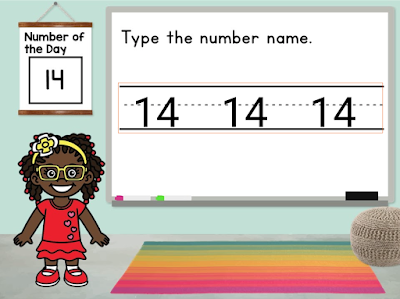 Learning to write numbers helps students with standard form