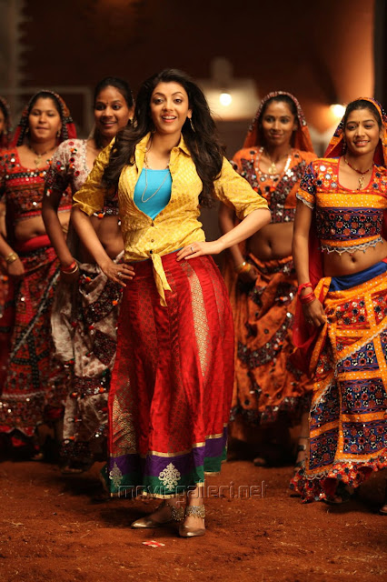 Kajal Agarwal Hot Photos - Sarocharu Movie