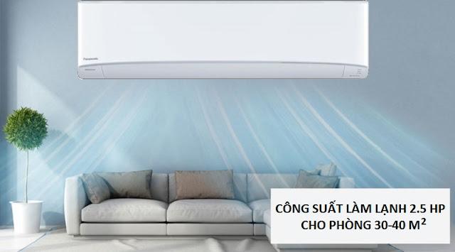 Điều hòa panasonic CU/CS-PU24VKH-8