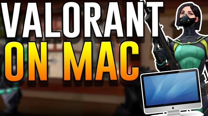 Valorant: Como jogar no Mac