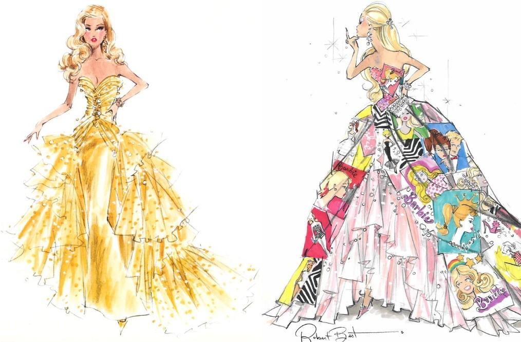 The Art Of Jordan: The Art of Barbie Dolls: An Unknown ...