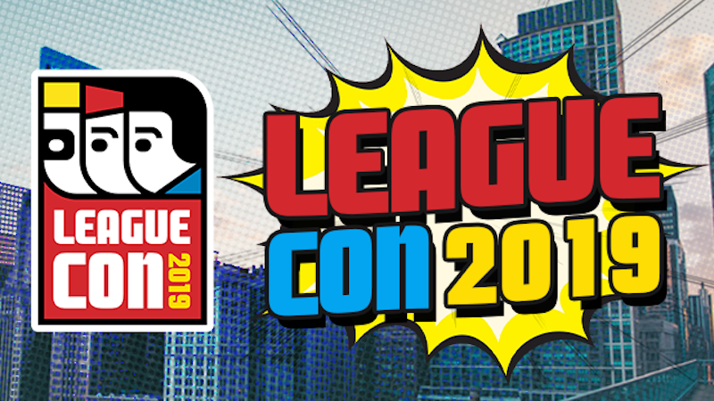 The first League Con in the Philippines is going to happen this weekend