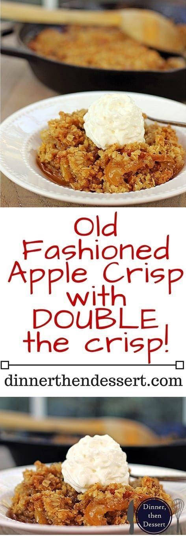 Ultimate Apple Crisp