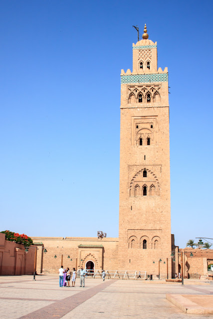 Marrakech moschea
