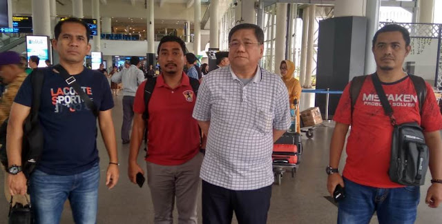 Dr Benny Direktur PT Sari Opal Nutrition Diringkus Polisi