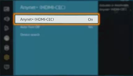 Cara Mengaktifkan HDMI-CEC di TV-1