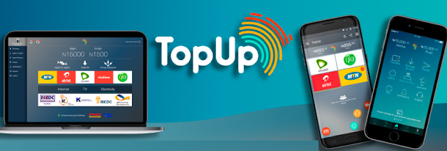 Download TopUp Africa App to Earn Free Airtime