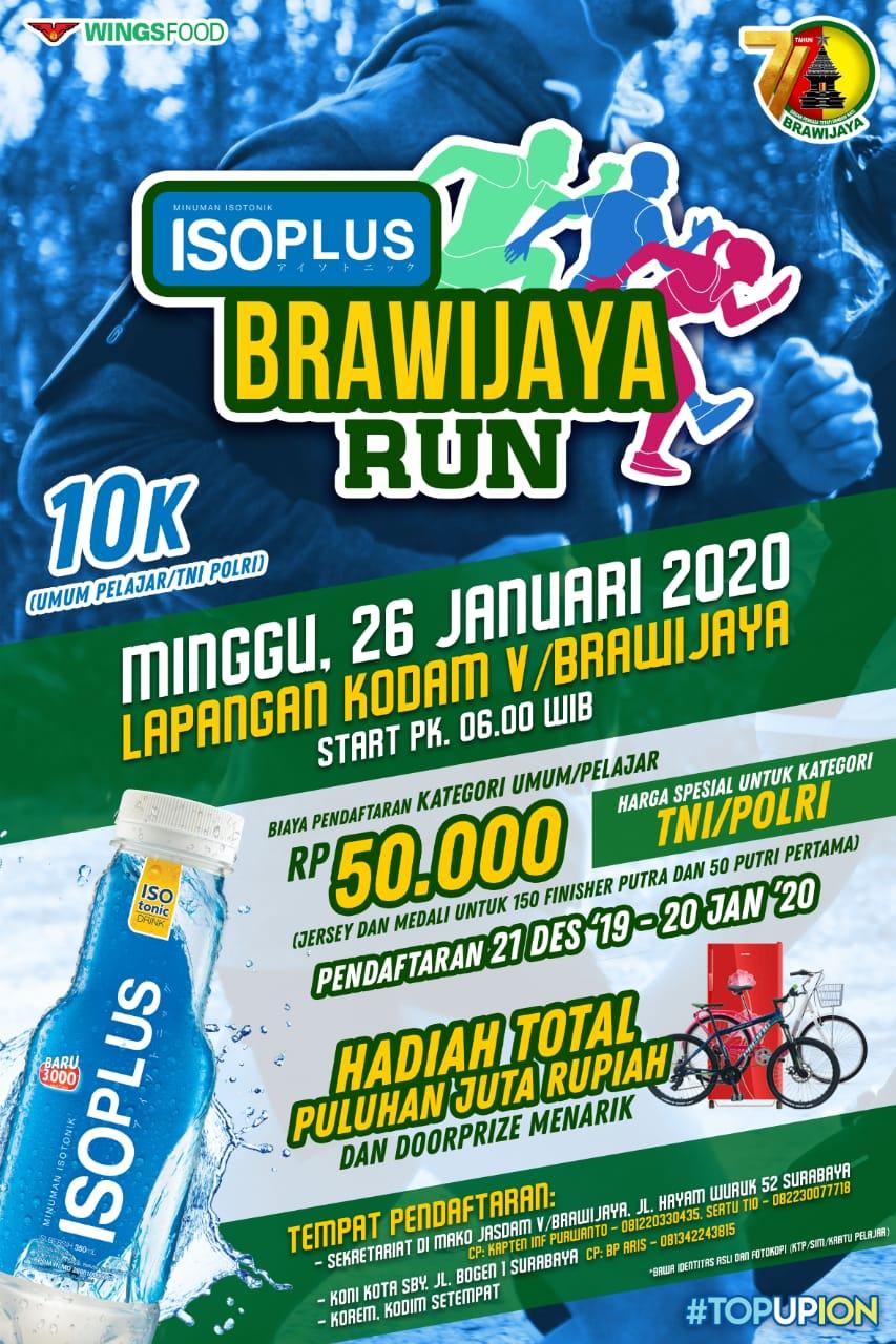 Brawijaya Run • 2020