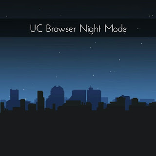 UC Browser Night Mode