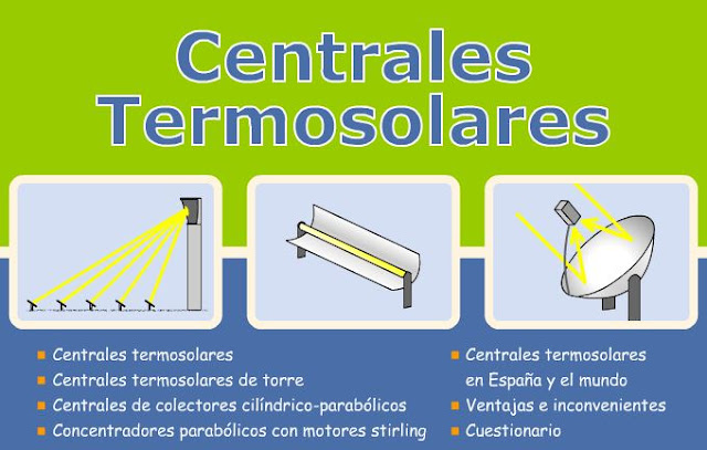 CENTRALES TERMOSOLARES - TECNO 12-18