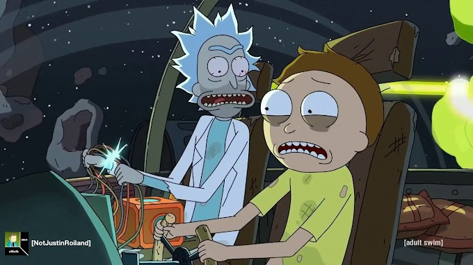 Rick y Morty Temporada 3 Capitulo 6