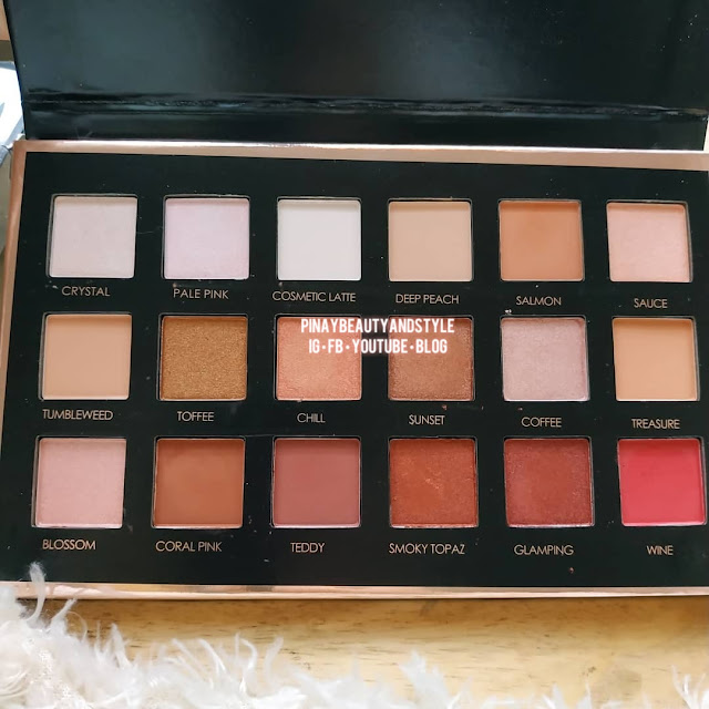 Focallure Palette Review! We Care For Your Favors Swatches, Price, Wear Test!