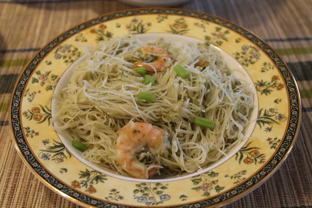 Mee Hoon Daun Limau Purut Azie Kitchen