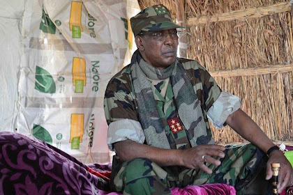 BREAKING : Chad's President, Deby, Has Died Of The Injuries Sustained On The Frontline