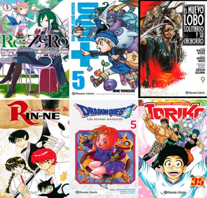 Novedades Planeta Comic agosto 2019