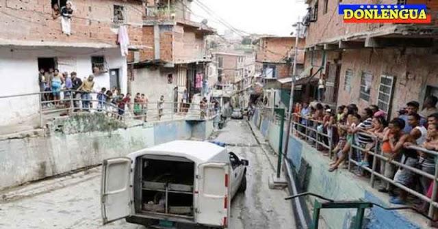 4 muertos y 11 heridos dejó un fuerte tiroteo en Baruta