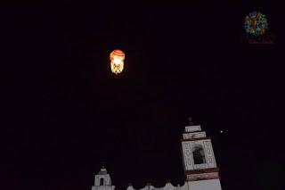 festival de globos de cantoya Tlacotenco 2018