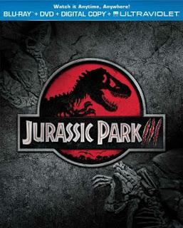 Jurassic Park III (2001) BluRay 720p 700MB Dual Audio ( Hindi - English) MKV