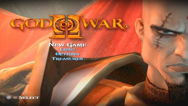 God of War 2 PPSSPP File Download (200mb)
