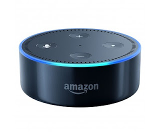 Echo Dot (3rd Gen) – New and improved smart speaker with Alexa (Grey) Amazon cheapest price in india