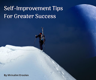 Self-Improvement Tips For Greater Success